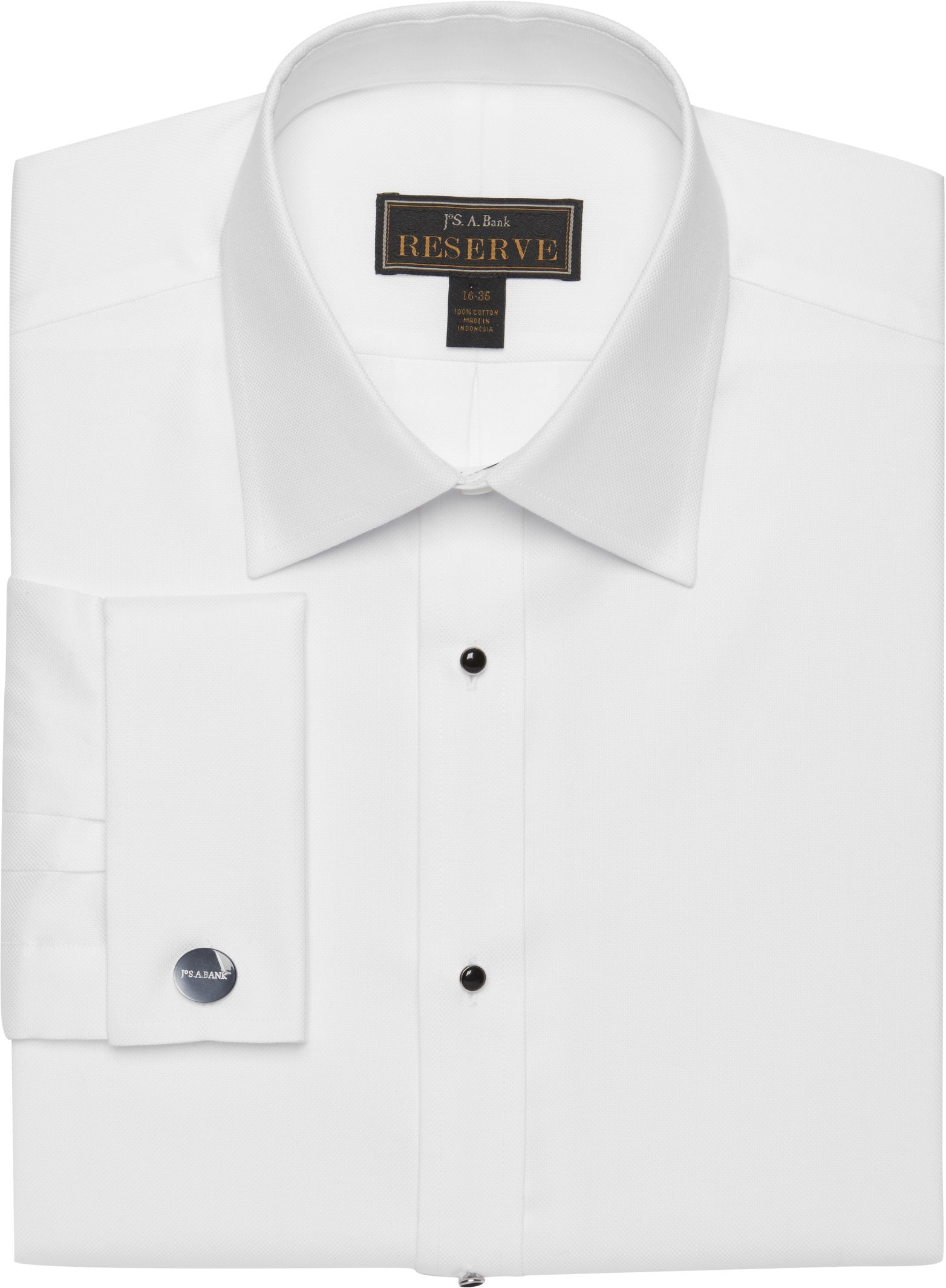 French Cuff Dress Shirts - Shop Men's Cufflink Shirts | JoS. A. Bank
