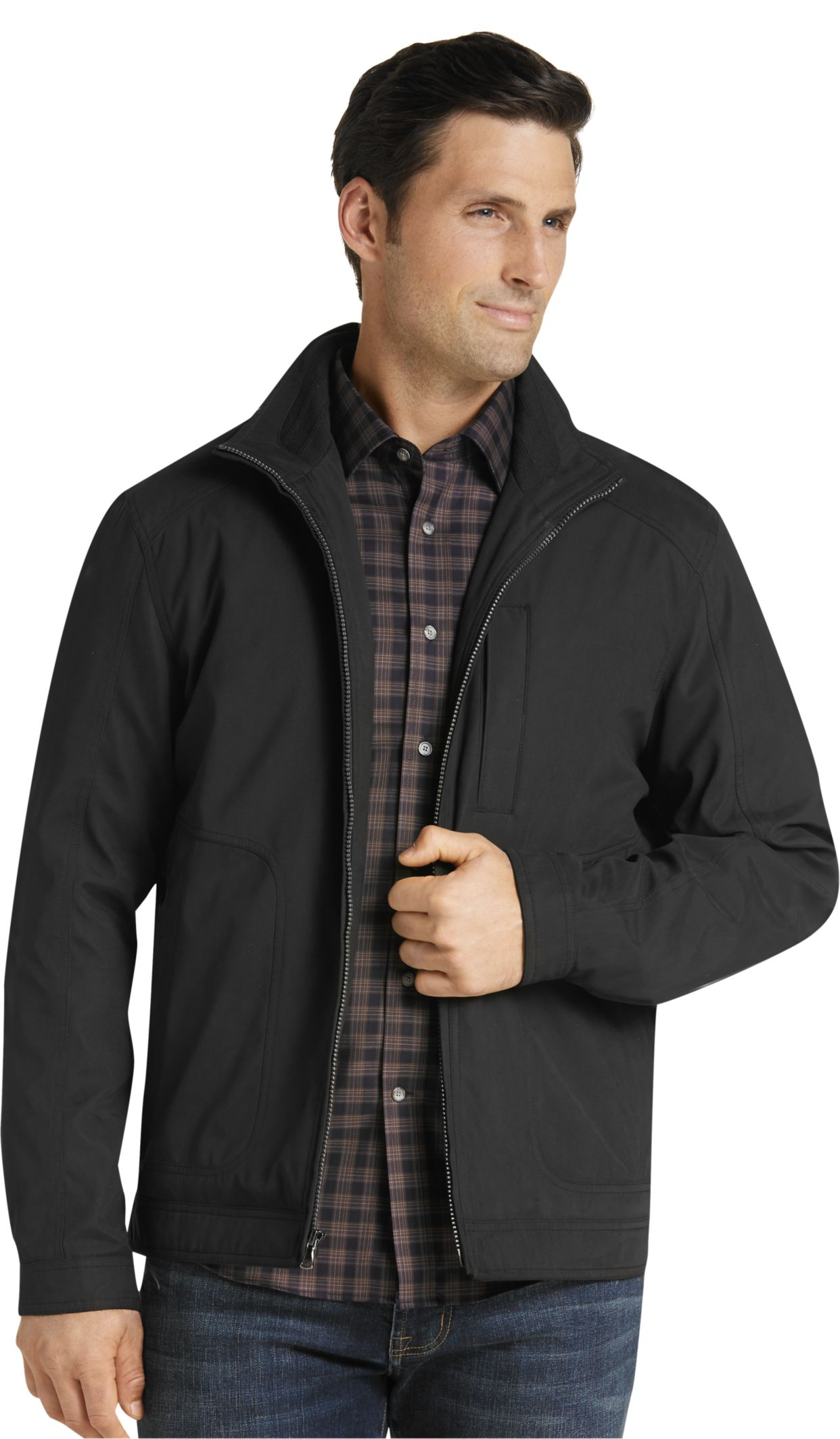 Men's Quilted Vests & Coats | Men's Outerwear | JoS. A. Bank : quilted mens jacket outerwear - Adamdwight.com