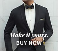 Tuxedos - Make it yours, buy now.