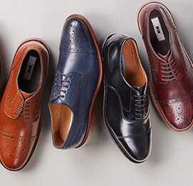 Men's Shoes | Shop Men's Footwear | JoS. A. Bank Clothiers