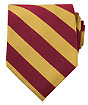 Collegiate Tie-Garnet/Gold