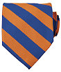 Collegiate Tie-Royal Blue/Orange