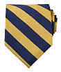 Collegiate Tie-Blue/Gold