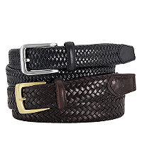 Tubular Braid Casual Belt