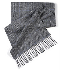 Cashmere Scarf- Patterned