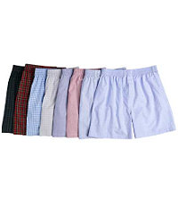 Patterned Boxers