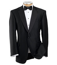 Signature Black Notch Lapel Tuxedo Jacket