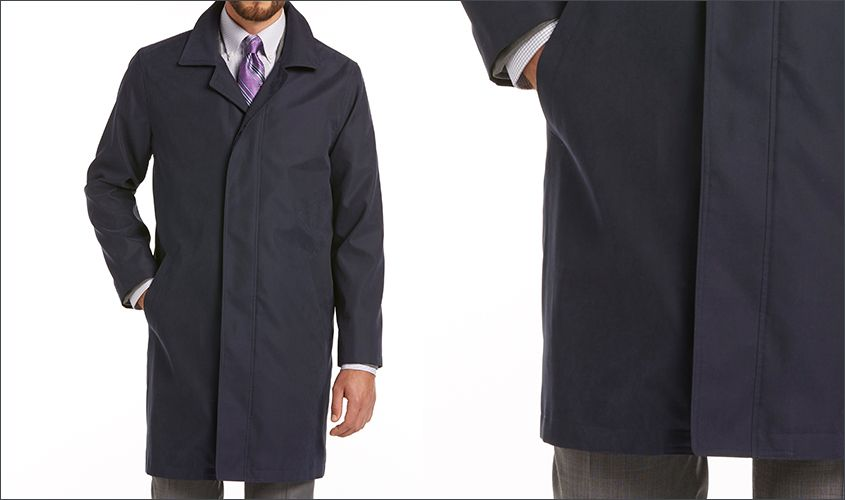 How to Choose the Right Size Rain Coat| JoS. A. Bank