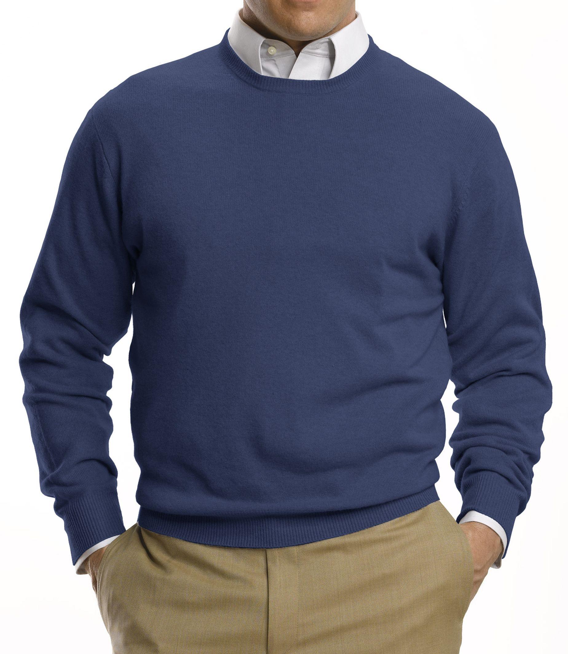 Traveler Cashmere Crew Neck Sweater