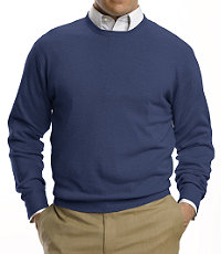 Traveler Cashmere Crew Neck Sweater