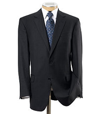Signature 2 Button Patterned Wool Suit