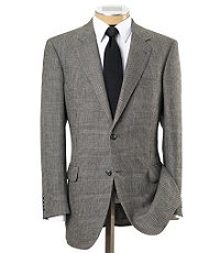 New! Signature 2-Button Plaid Sportcoat
