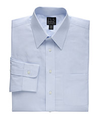 Traveler Point Collar Fineline Dress Shirt