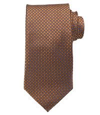 Joseph Rust Micro Circle Tie