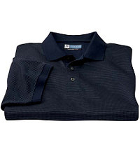 Leadbetter's Stays Cool Pattern Golf Polo