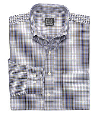Traveler Tailored Fit Poplin Buttondown Sportshirt