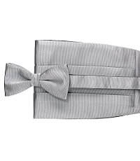 Tie and Cummerbund Set