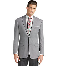 Classic Collection Tailored Fit Mens Sportcoat