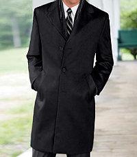 Traveler Tailored Fit Topcoat
