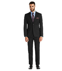 Http Www Josbank Com Traveler Collection Slim Fit Sharkskin Suit