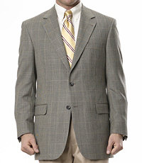 Signature silkwool 2-Button Sportcoat $595.00 AT vintagedancer.com