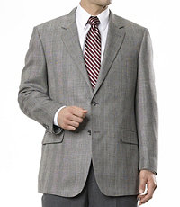 Signature silk/camelhair 2-Button Sportcoat