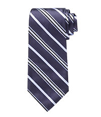 Platinum Multi Stripe Tie