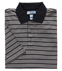 David Leadbetter Stays Cool Golf Polo with Fast-Dry Fabric