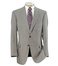 Signature Gold 2-Button Patterned Sportcoat