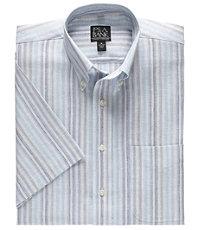 Traveler Wrinkle Resistant Linen Sportshirt