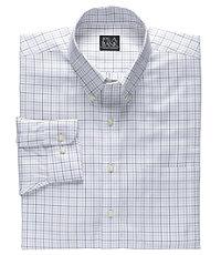 Traveler Tailored Fit Buttondown Long-Sleeve Sportshirt