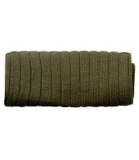 Cotton Lisle Over-the-Calf King Socks