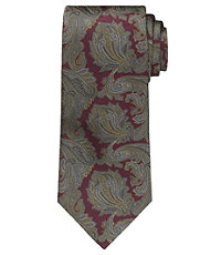 "Signature Paisley Tie 61"" Long"