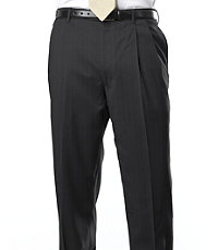 Signature Gold Pleated Trousers- Sizes 48-52