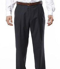 Signature Pleated Front Trousers-Sizes 44-48