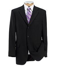 Business Express 3-Button Jacket- Sizes 44-52