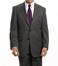 Traveler Suit Separate 2-Button Jacket- Sizes 48-52