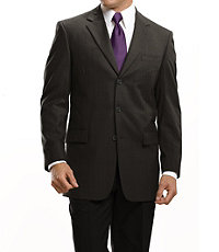 Traveler Suit Separate 3-Button Jacket- Sizes 48-52