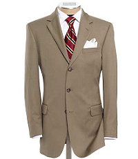 Signature 3-Button Wool Suit- Sizes 44 X-Long-52