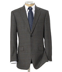 Traveler 2-Button Tailored Fit Wool Sportcoat- Sizes 44-52