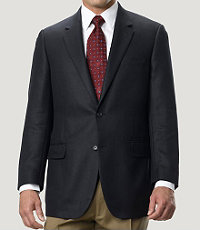 Signature 2-Button Imperial Blend Sportcoat- Sizes 44-52