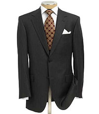 Signature Gold 3-Button Wool Suit- Sizes 44 X-Long-52