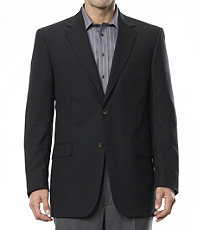 Joseph 2-Button Blazer-Black-Sizes 44-52