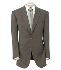 Traveler 2-Button Solid Sportcoat