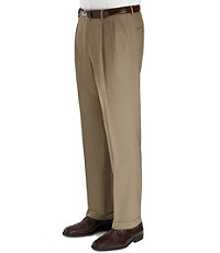 Traveler Tailored Fit Pleated Front- Sizes 44-48