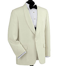 White Dinner Tuxedo Jacket $550.00 AT vintagedancer.com