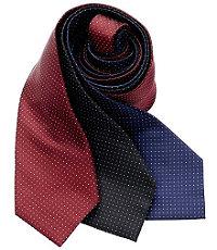"Pindot 61"" Long Tie"