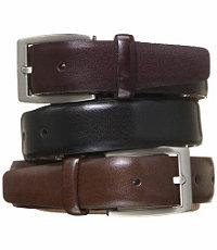 Feather Edge Dress Belt- Sizes 44-48