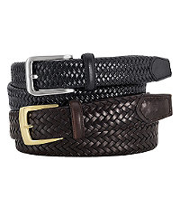 Tubular Braid Casual Belt- Sizes 44-48