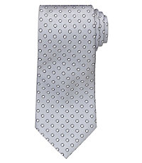 Executive Textured Small Circles Tie